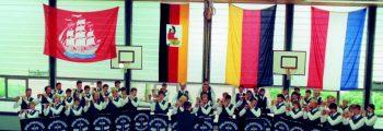 Spielmannszug Bergheim siegt in Elmshorn: Deutscher Meister