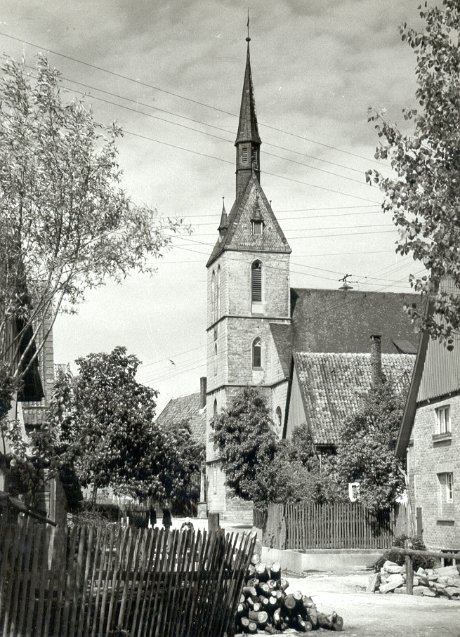 Kath. Pfarrkirche St. Liborius geweiht