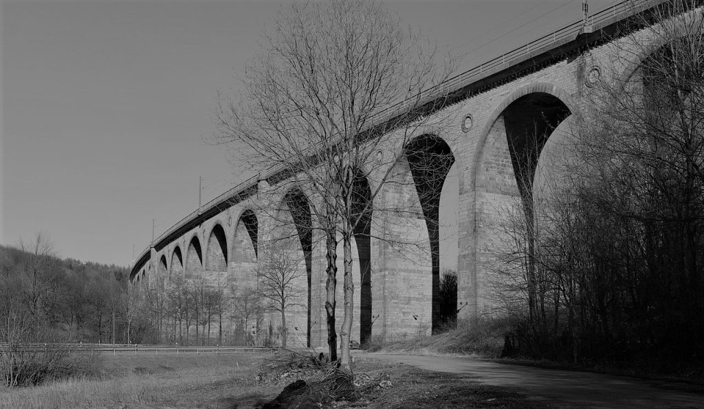 Bergheim und die Bahn